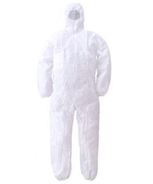 撥水透湿タイプ不織布つなぎ服syg7016