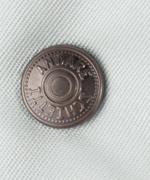 オリジナルキャップボタン