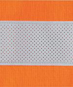 UEライト反射テープ再帰性反射材パンチングにより高通気(cccs2419)