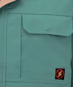 左胸ポケット
