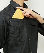 レベルブック収納ポケット(右、深さ20cm kr5515hb)