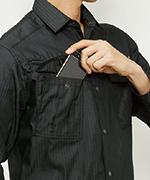 phone収納ポケット(右側)