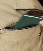 野帳収納ポケット