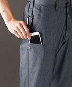 Phone収納ポケット(右モモ)
